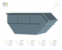 Metalinis konteineris