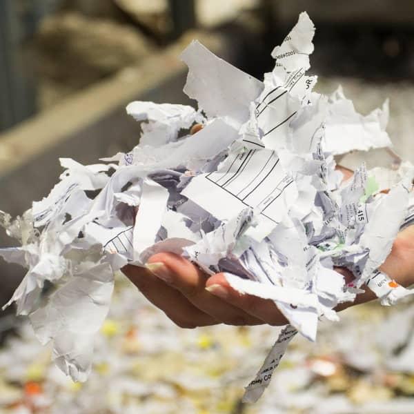 Pasenusių dokumentų naikinimo rizika.